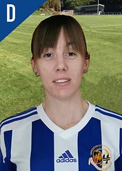 LYNDSEY JONES Worcester City Womens Football Club