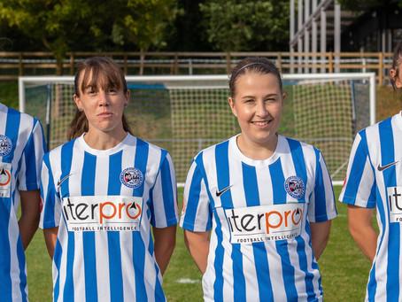 Iterpro announced as new shirt sponsors of Worcester City Women