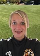 Jo Knight Worcester City Womens Football Club
