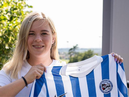Jodie Williams appointed Head Coach of Worcester City Women FC