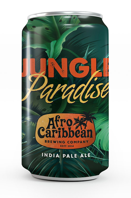 Case 24 Jungle Paradise