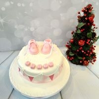 Bootie Bunting Pink