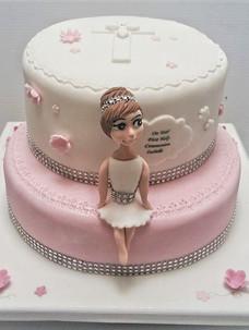 Izzy Communion Cake