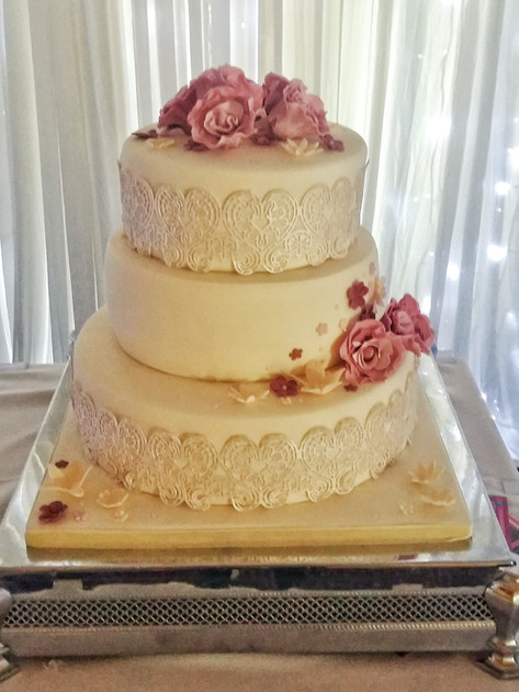 Silvana Wedding Cake