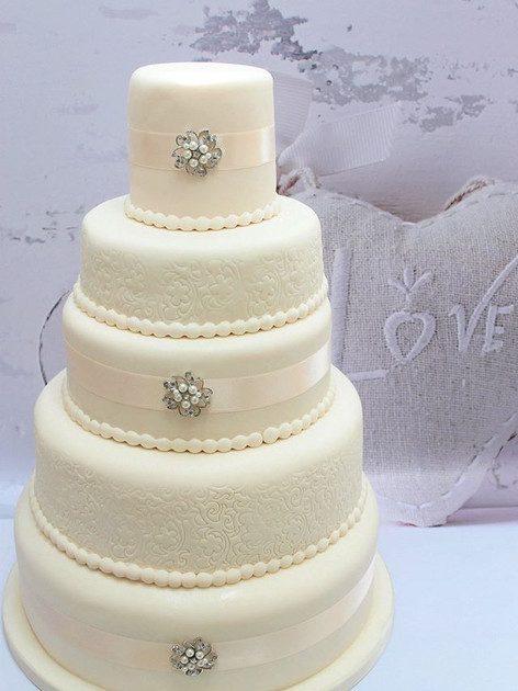 Edwina Wedding Cake