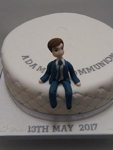 Adam Communion Cake