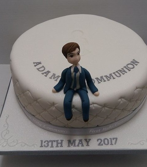 Adam Communion Cake