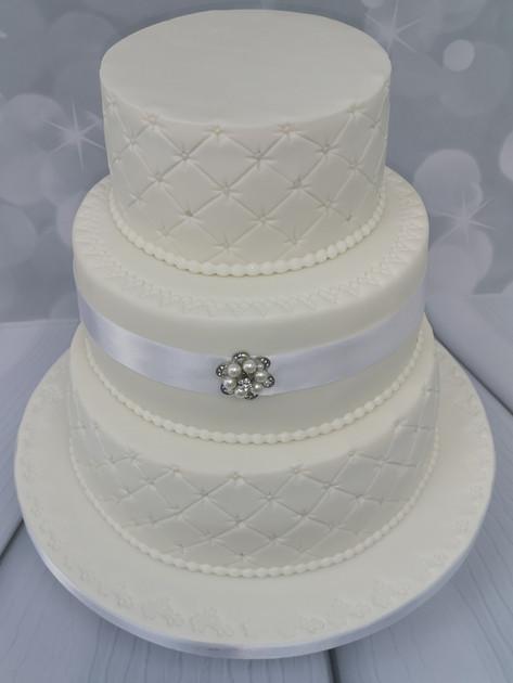 Mary Wedding Cake