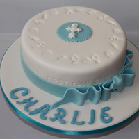 Charlie Communion Cake