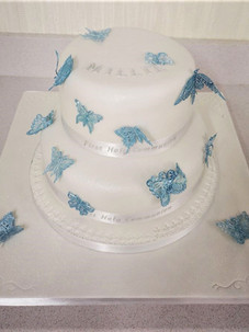 Millie Communion Cake