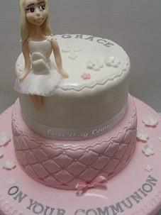 Grace Communion Cake