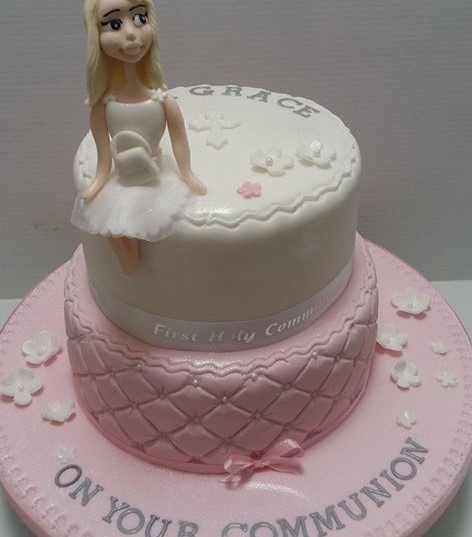 Grace Communion Cake