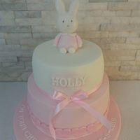 Miffy Pink Cake