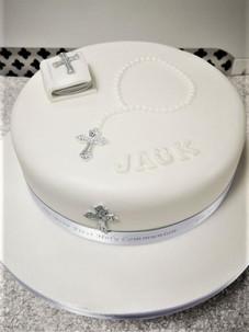 Laura Communion Cake