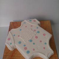 Baby Vest Cake
