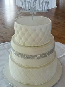 Lara Wedding Cake