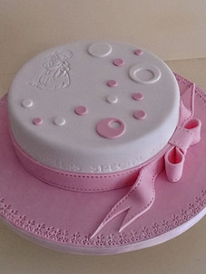 Bella Communion Cake