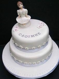 Caoimhe Communion Cake