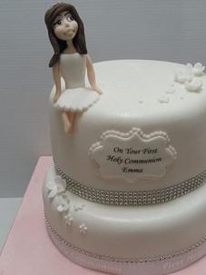 Emma Communion Cake
