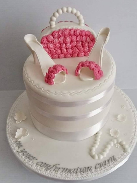Ciara Communion Cake