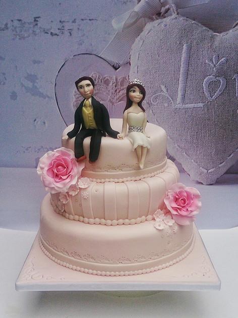 Cathy Wedding Cake