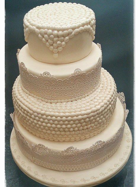 Kirstie Wedding Cake