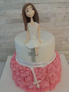 Sophia Communion Cake