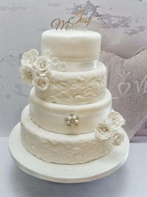 Patty Wedding Cake