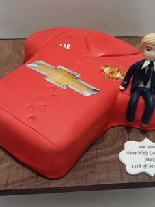 Max Communion Cake