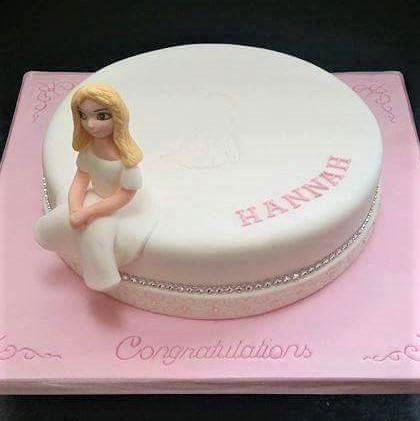 Hannah Communion Cake