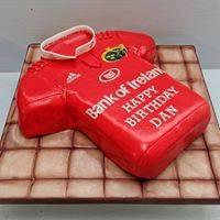 Munster Jersey CakeN