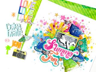 Summer Fun   Josefine vd Hoeven