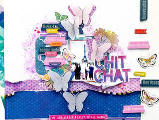 Chit Chat | Josefine vd Hoeven