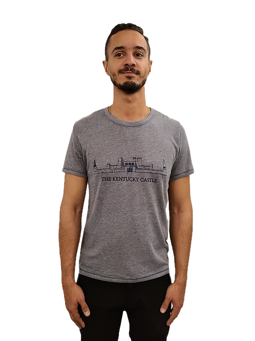 TKC Sketch Vintage Navy T-Shirt