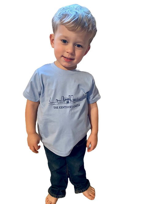 Toddler TKC Light Blue T-Shirt