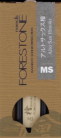 Forestone Hinoki Reed Packaging
