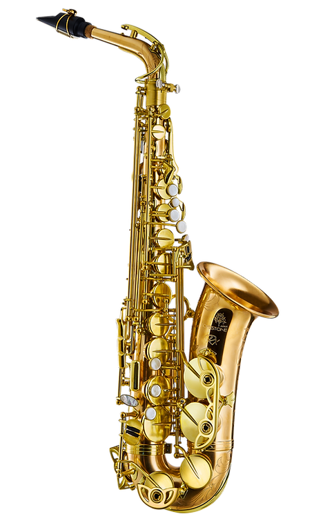 Forestone Alto Saxophone - RX Red Brass UL