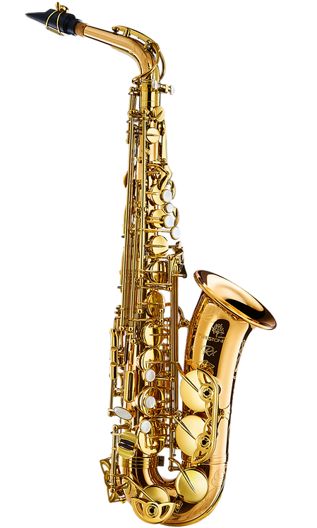Forestone Alto Saxophone RX Red Brass Lacquered