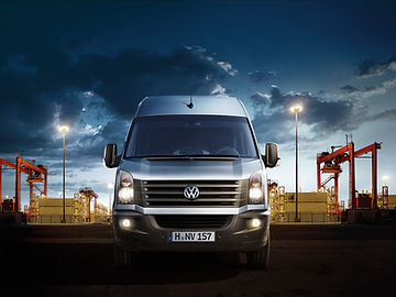 VW Crafter, Volkswagen Crafter, Фольксваген Крафтер