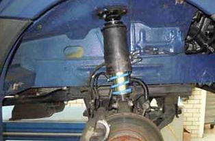 Пружины VB-CoilSpring для Merceds-Benz Sprinter