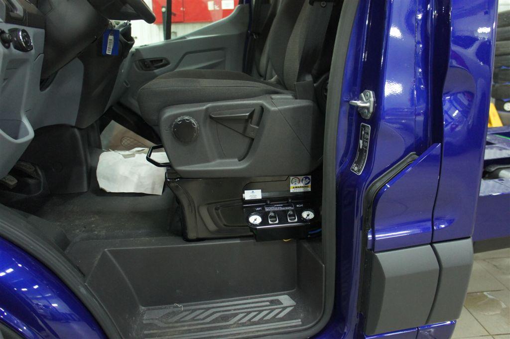 Пневмоподвеска Ford Transit