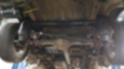 Пневмоподвеска Mercedes-Benz Sprinter 3,5t