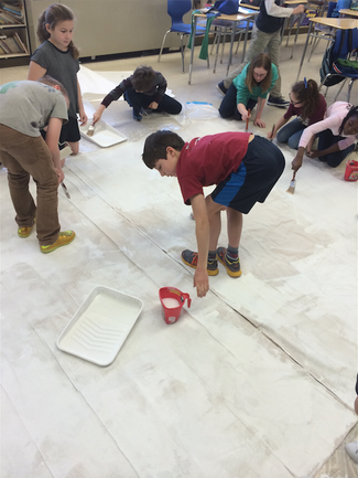 paper heART Summer Camp featured in Oak Park's Wednesday Journal!