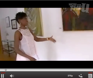 Tye Johnson featured on WCIU's You and Me This Morning!