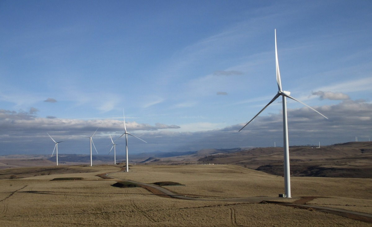 Boco Rock Wind Farm