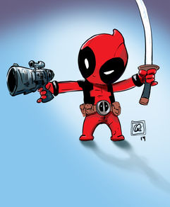 Deadpool Little