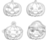 Character Design Pumkin