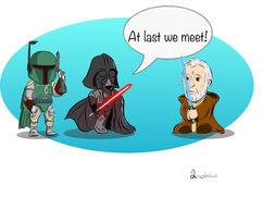 Star Wars Doodle