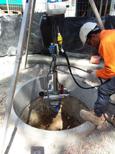 Pump Station and Manhole Blasting and Co