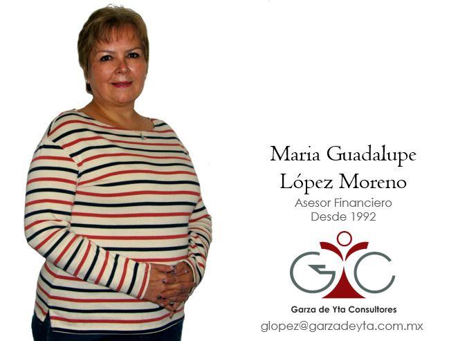 Maria Guadalupe Lopez Moreno